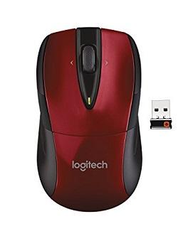 Logitech mouse m185 reset button